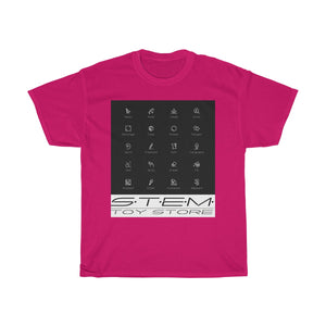 Unisex Heavy Cotton Tee | STEM Toy Store | STEMToyStore.com