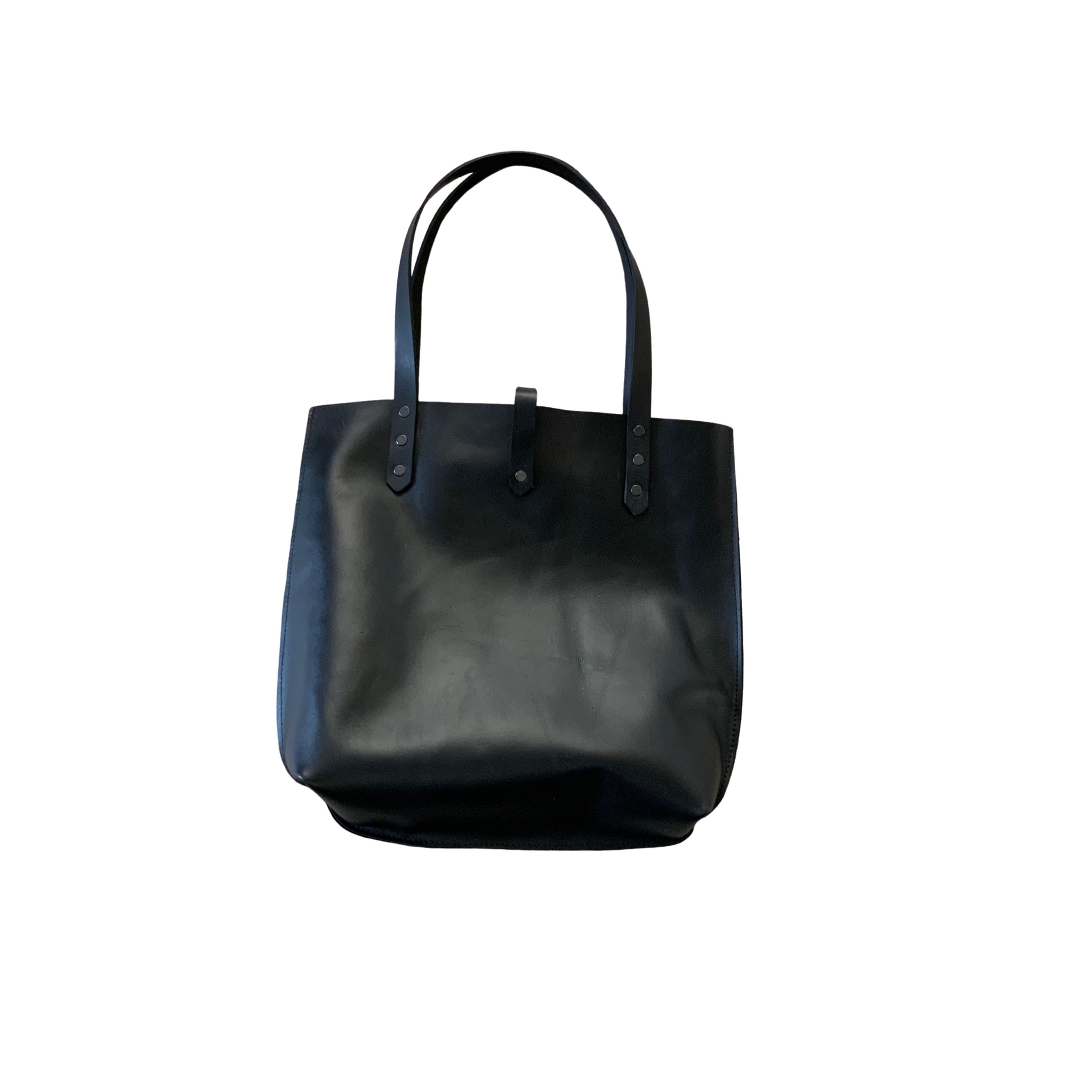 The Signature Tote Bag - Black  V2