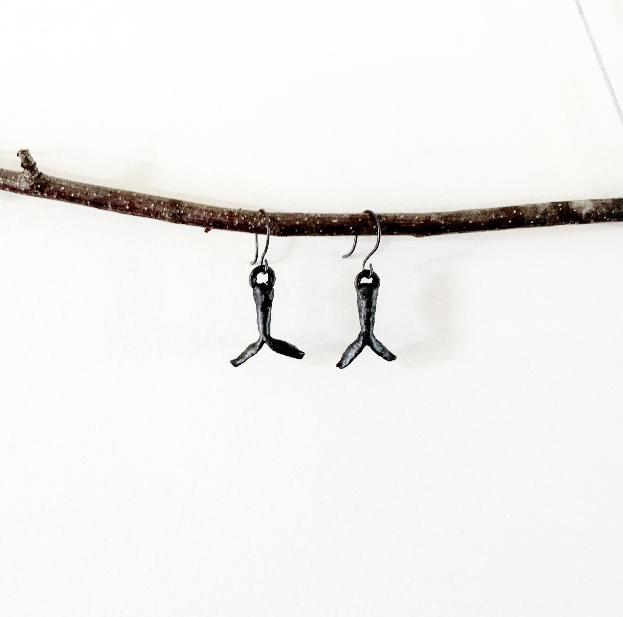 Gorse Pod Earrings