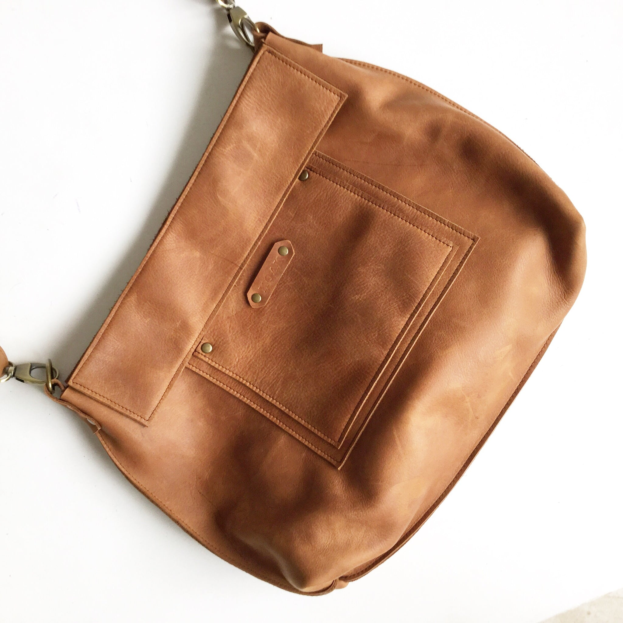 The Epic Slouch Messenger Bag