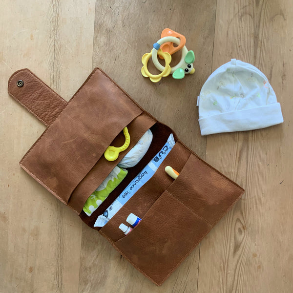 Baby Travel Wallet