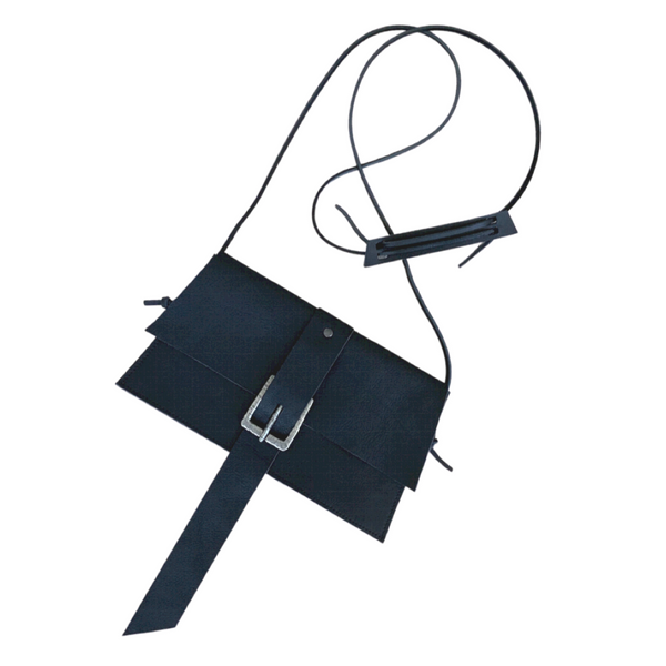 The 'Angles' Convertible Clutch Bag
