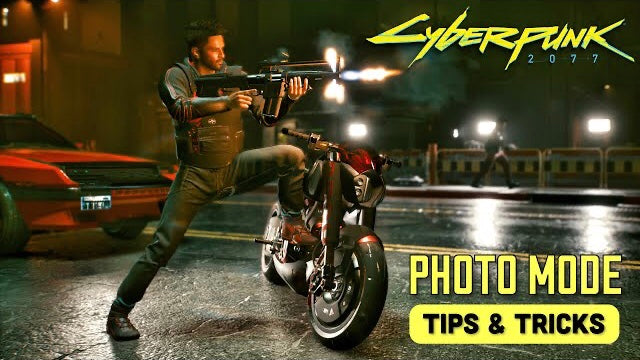 How to take pictures in Cyberpunk 2077 using photo mode