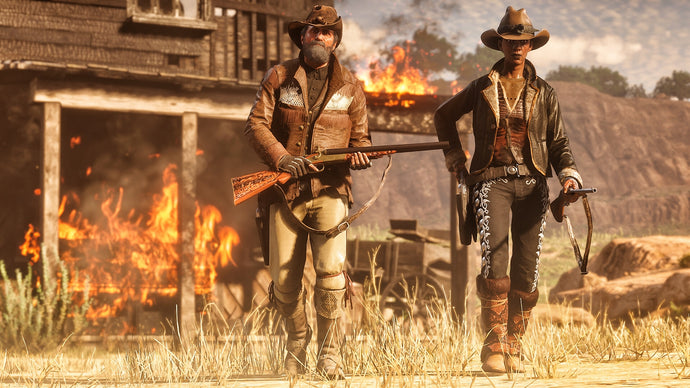 A Red Dead Online update is coming next week