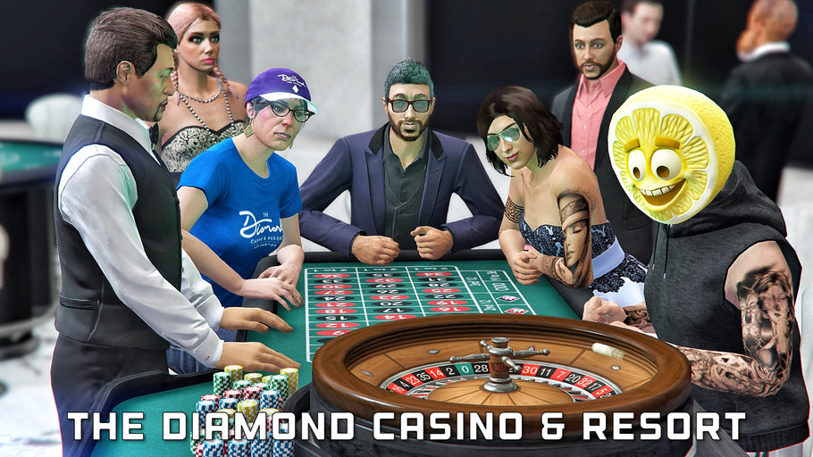 The Diamond Casino & Resort has been added to GTA Online!
