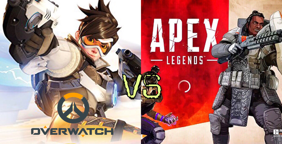 Overwatch vs. Apex Legends