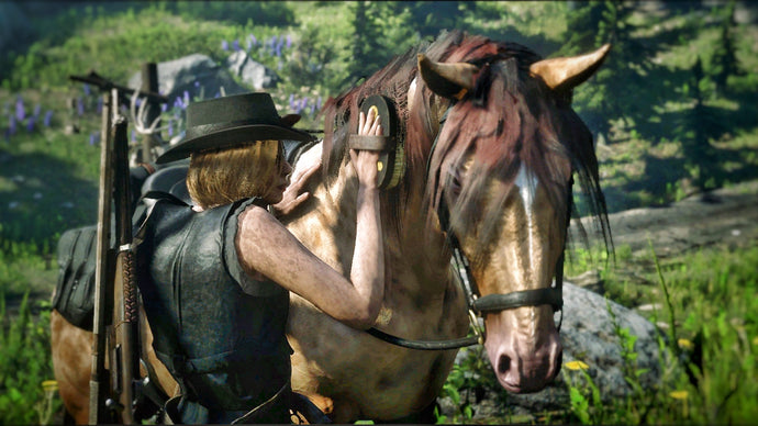 The Horses of Red Dead Redemption 2