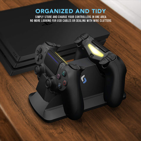 PlayStation 4 Controller Charger Station