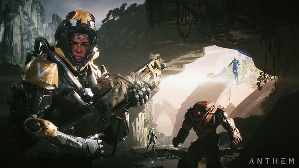 Anthem The new game by Bioware