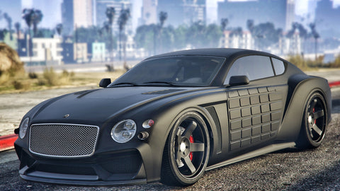 Enus Paragon R Armored GTA 5 car