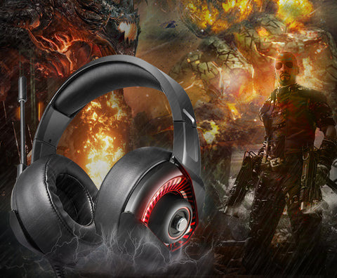 Onikuma K6 gaming headset