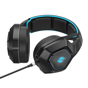 Sliq Gaming Scorpio Gaming Headset for Xbox, Playstation, Switch and PC