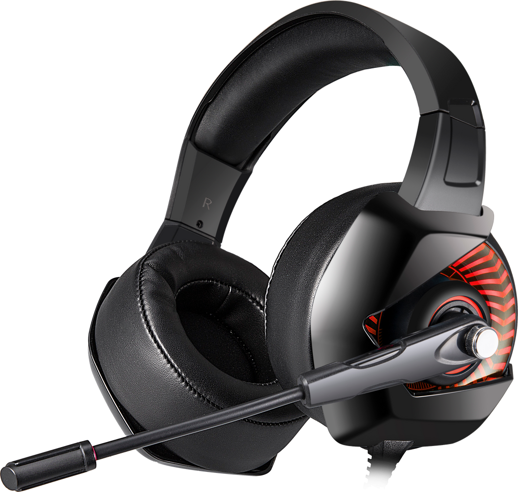 Onikuma K6 Black Gaming Headset For Xbox One, PS4 and PC