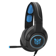 Load image into Gallery viewer, Onikuma K9 Affordable Gaming Headset - Blue