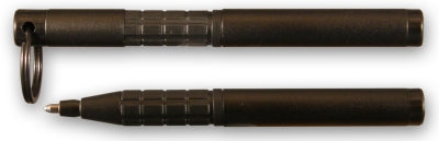 Matte Black Trekker Space Pen - Carded