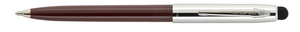 775/S-BURGUNDY – CAP-O-MATIC WITH STYLUS WITH BURGUNDY BARREL