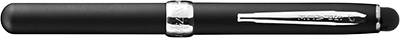 X-750BK/S - Matte Black X-750 Space Pen with Stylus