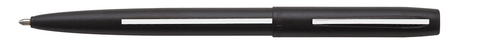 M4BMWL – NON-REFLECTIVE MATTE BLACK EMS CAP-O-MATIC SPACE PEN