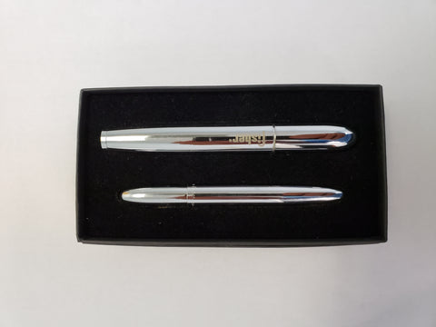 Chrome Gift Set w/ White Beam