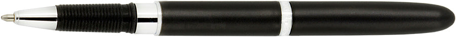 Black Bullet Grip Space Pen with Stylus