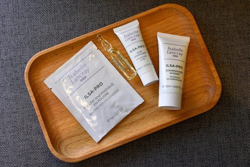 Ilsa-Pro Exotique Home Spa Kit