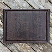 """The Clyde"" End Grain Cutting Board"
