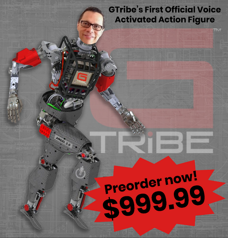 Angel 2.0 Action Figure [PREORDER]