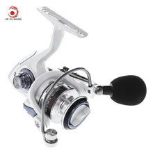 Load image into Gallery viewer, Free Shipping LIEYUWANG 13 + 1BB 5.1:1 Spinning Fishing Reel with Exchangeable Handle Automatic folding for Casting Line