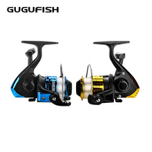 Load image into Gallery viewer, GUGUFISH Folding Spinning Fishing Reels Wheel Spinning Reel Pardew Lure Wheel Vessel Bait Casting Flying Fishing Trolling