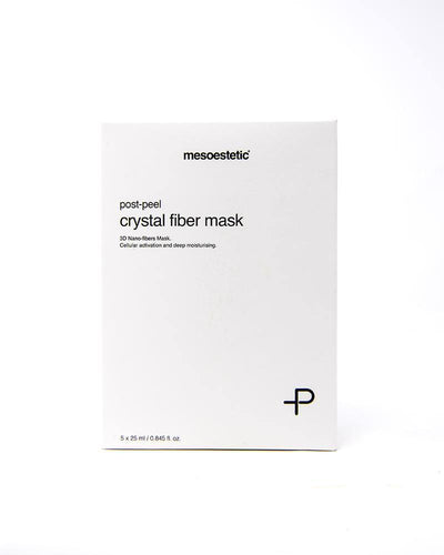 Mesoestetic -  Post Peel Crystal Fiber Mask - Emerage Cosmetics