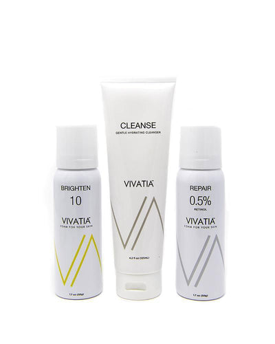 Vivatia - Skin Brightening System - Emerage Cosmetics