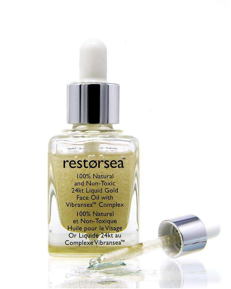 RestorSea 24Kt Liquid Gold Face Oil - Emerage Cosmetics