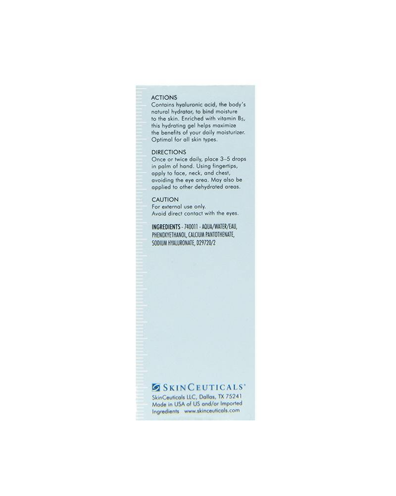 SkinCeuticals - Hydrating B5 Gel - Emerage Cosmetics