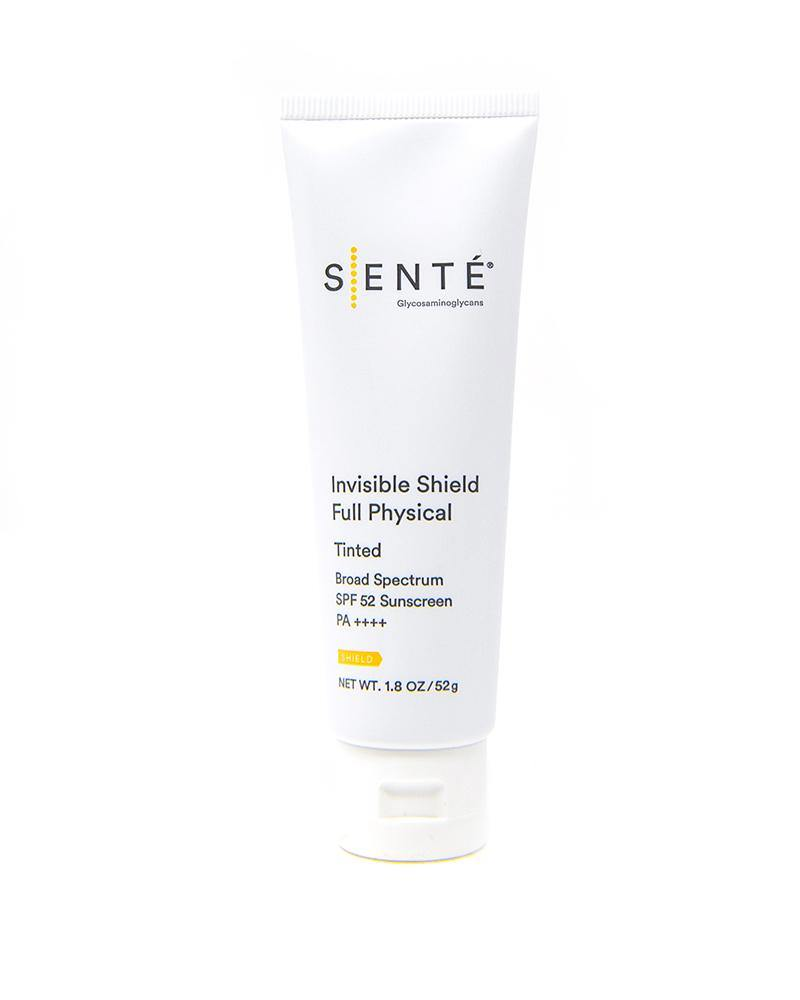 SENTÉ - Invisible Shield Full Physical SPF 52 (tinted) - Emerage Cosmetics