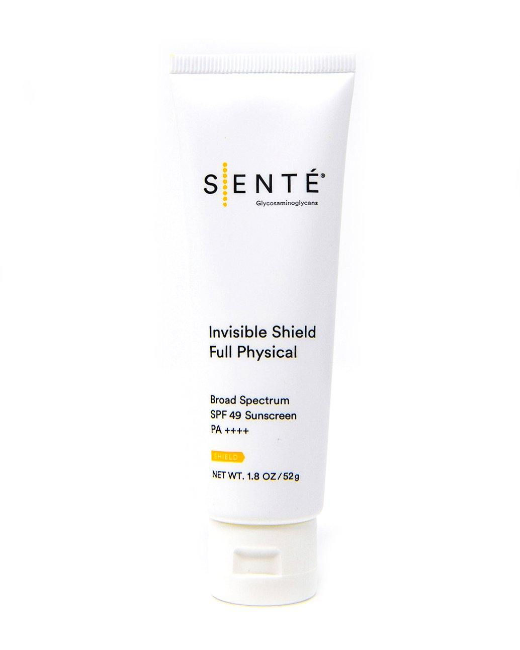 SENTÉ - Invisible Shield Full Physical SPF 49 (nontinted) - Emerage Cosmetics