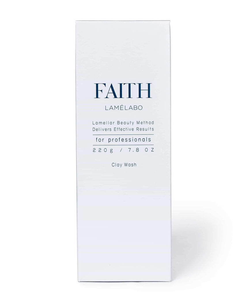 Faith LAMELABO Clay Wash - Emerage Cosmetics