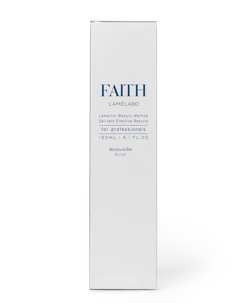 Faith LAMELABO Moisture Gel Enrich - Emerage Cosmetics