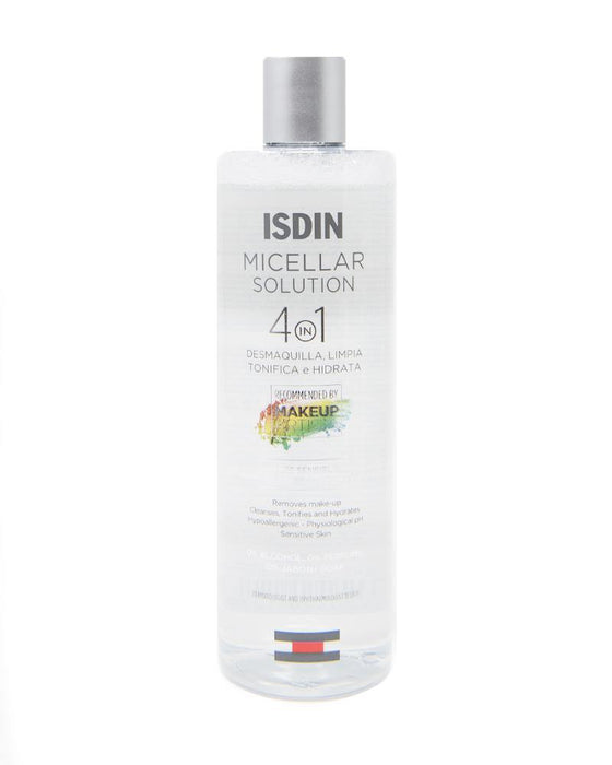 ISDIN Micellar Solution 4-in-1 - Emerage Cosmetics