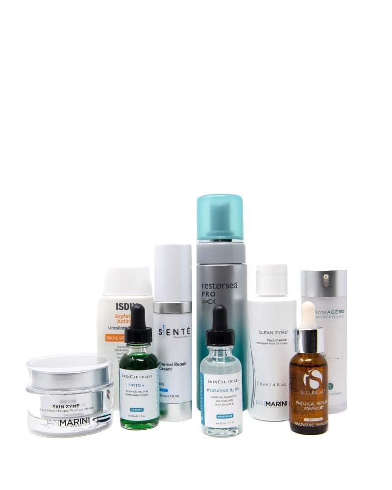 Non-Ablative Laser or Radio Frequency Post Care Package - Emerage Cosmetics