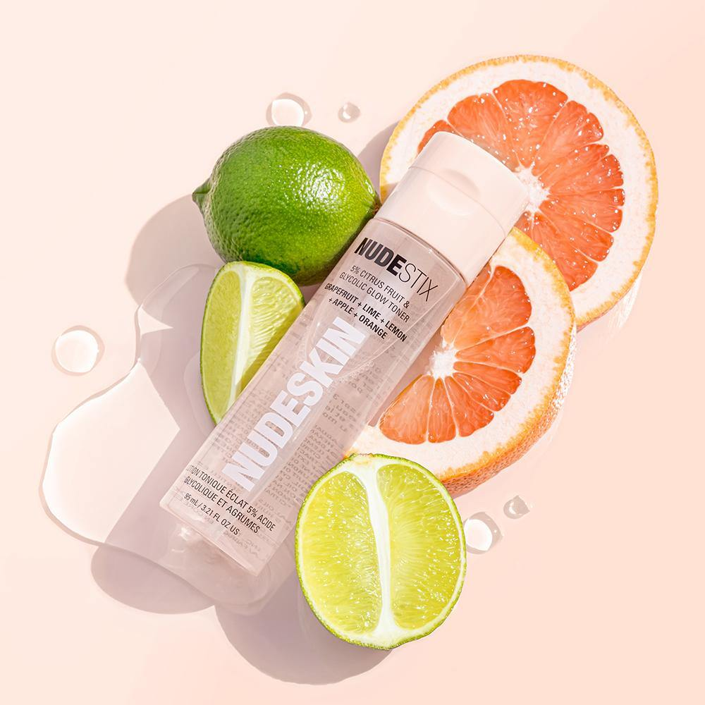 NUDESTIX - 5% Citrus Fruit & Glycolic Glow Toner - Emerage Cosmetics
