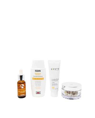 Sun Protection Booster Package - Emerage Cosmetics