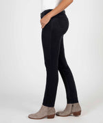 Diana Relaxed Fit Corduroy Skinny (Dark GREY) - Final Sale Hover Image