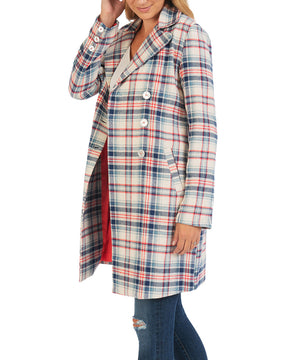 Jaclyn Plaid Coat-Shop-Kut from the Kloth