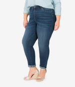 Rachael Mom Jean, Plus (Gifted Wash) Hover Image