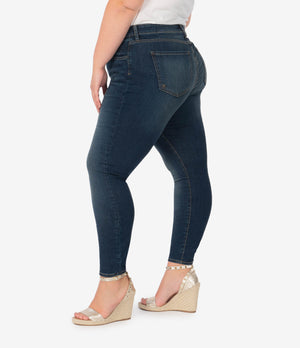 Mia High Rise Slim Fit Skinny, Plus (Goodly Wash)