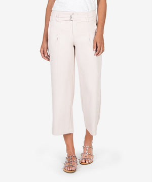 Luna- High Waisted Pant W/ Belts-Kut from the Kloth