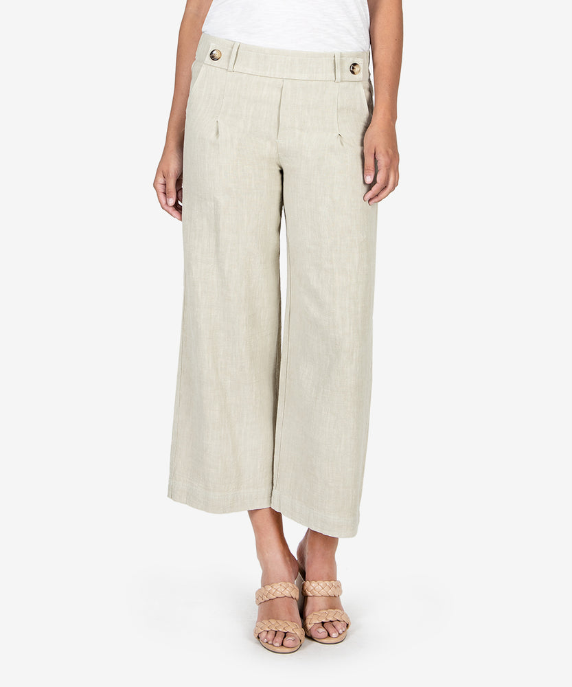 Raine Culotte (Dusty Sage)-Kut from the Kloth