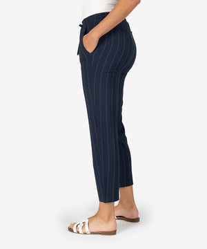 Drawcord Pant (Navy)-New-Kut from the Kloth