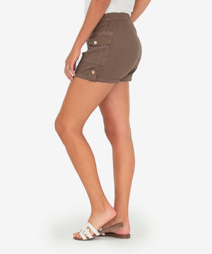 Whitney Cargo Short (Cedar)-New-Kut from the Kloth