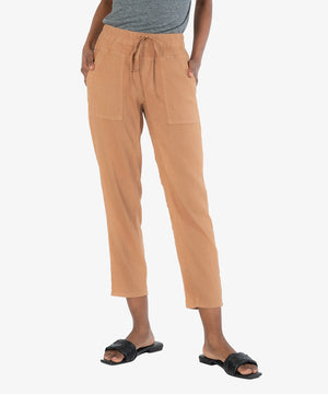 Drawcord Pant (Ginger)